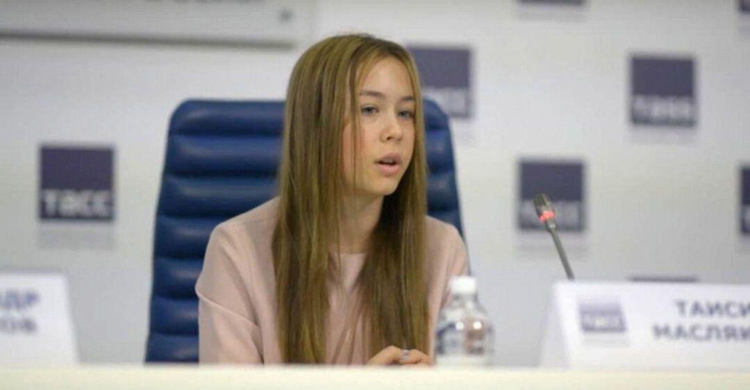 Жена Александра Маслякова-младшего | Звездные жены | 562x1080