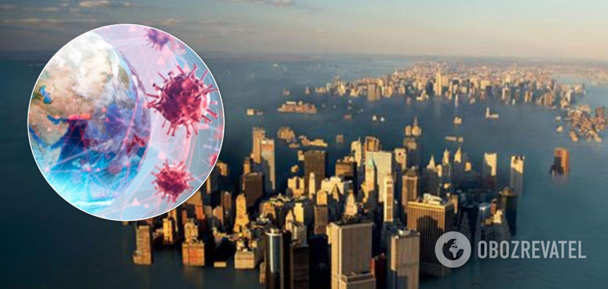 Обнаружен новый способ передачи коронавируса: под угрозой целые города