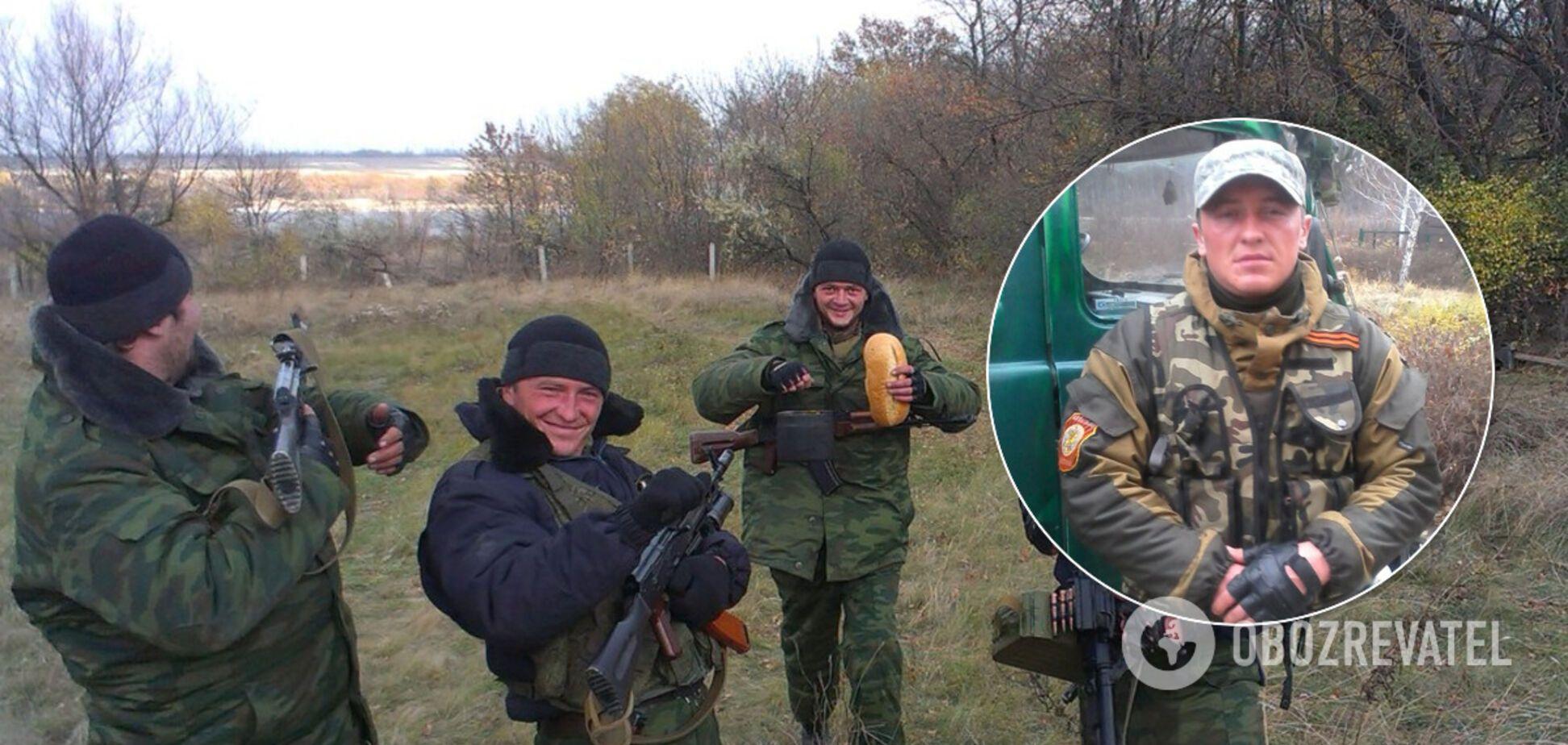 На Донбассе загадочно умер террорист 'ДНР' из базы 'Миротворца'