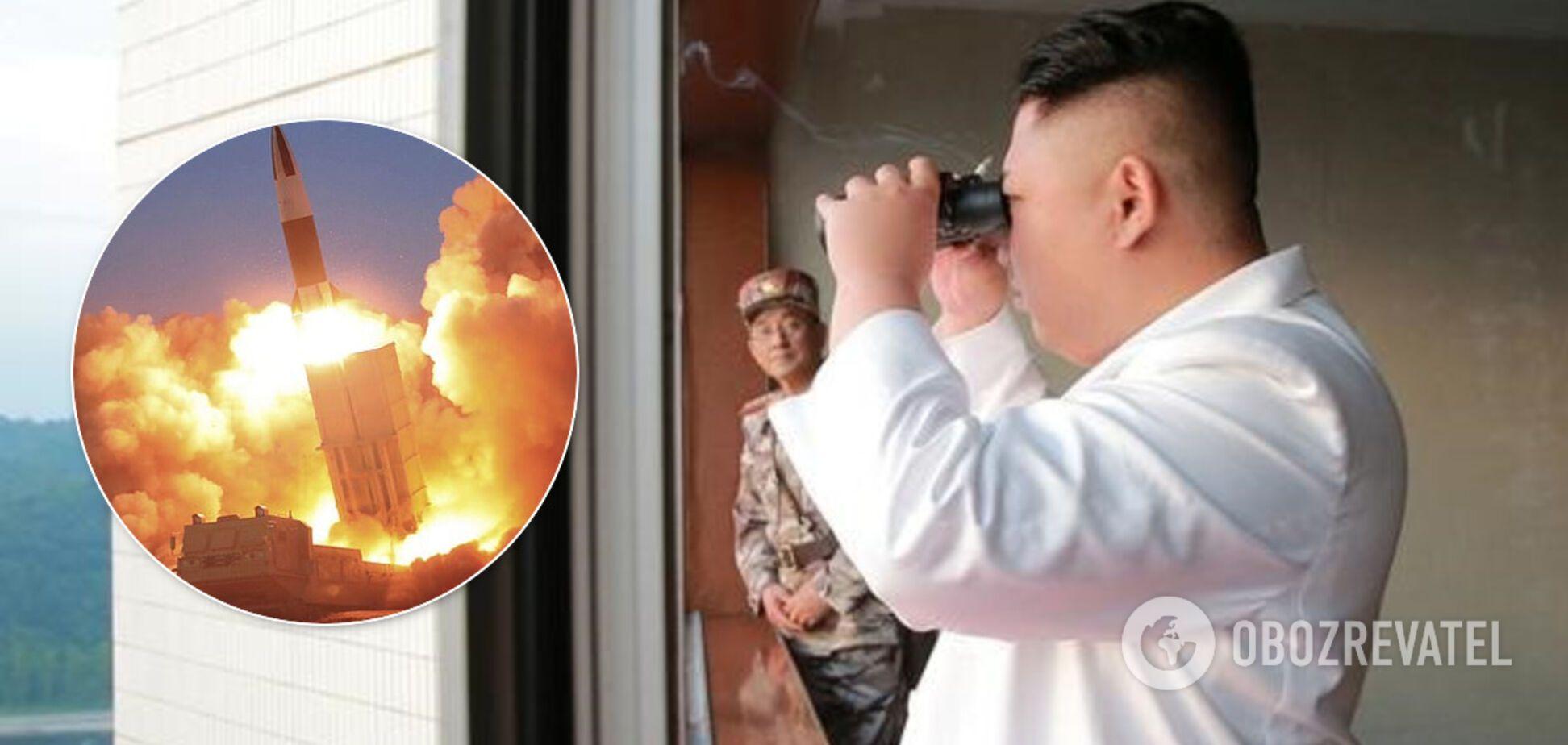 Ким Чен Ына ранило во время испытания ракеты? В КНДР слили неожиданную версию