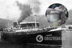 Страшнее, чем на 'Титанике': у берегов Крыма нашли затопленный немцами теплоход 'Армения'. Видео