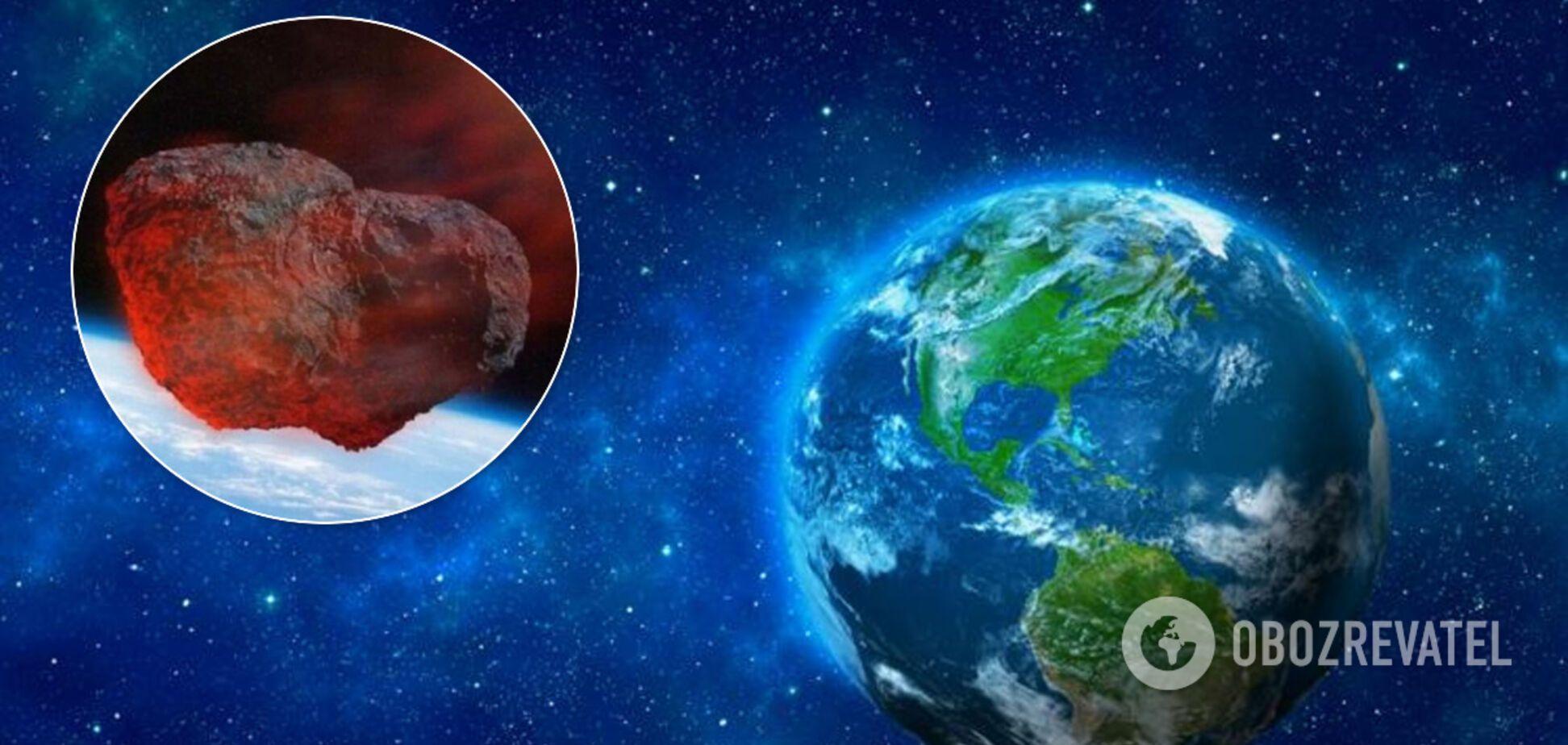 До Землі мчить астероїд у 4 км: де його побачити