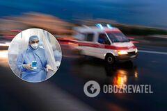 Виклик швидкої при коронавірус
