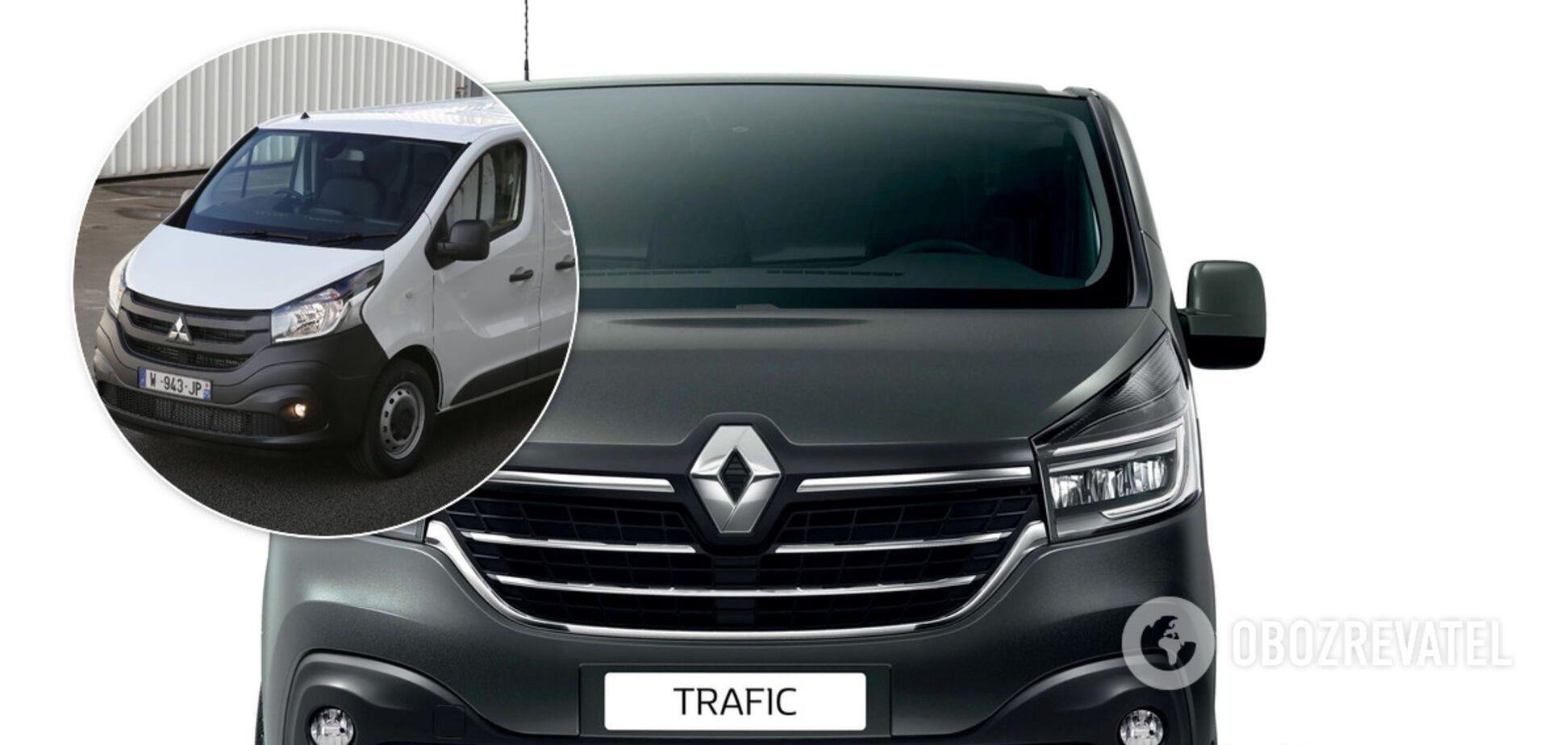 У Mitsubishi з'явилася нова модель: вона копія Renault