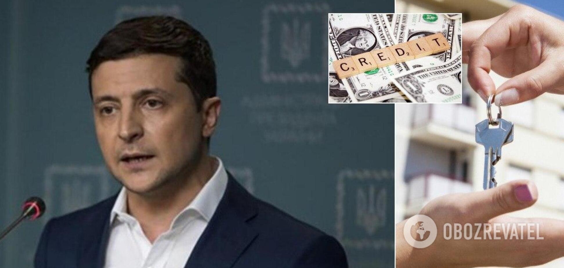 Зеленський пообіцяв нові економічні програми. Відео звернення