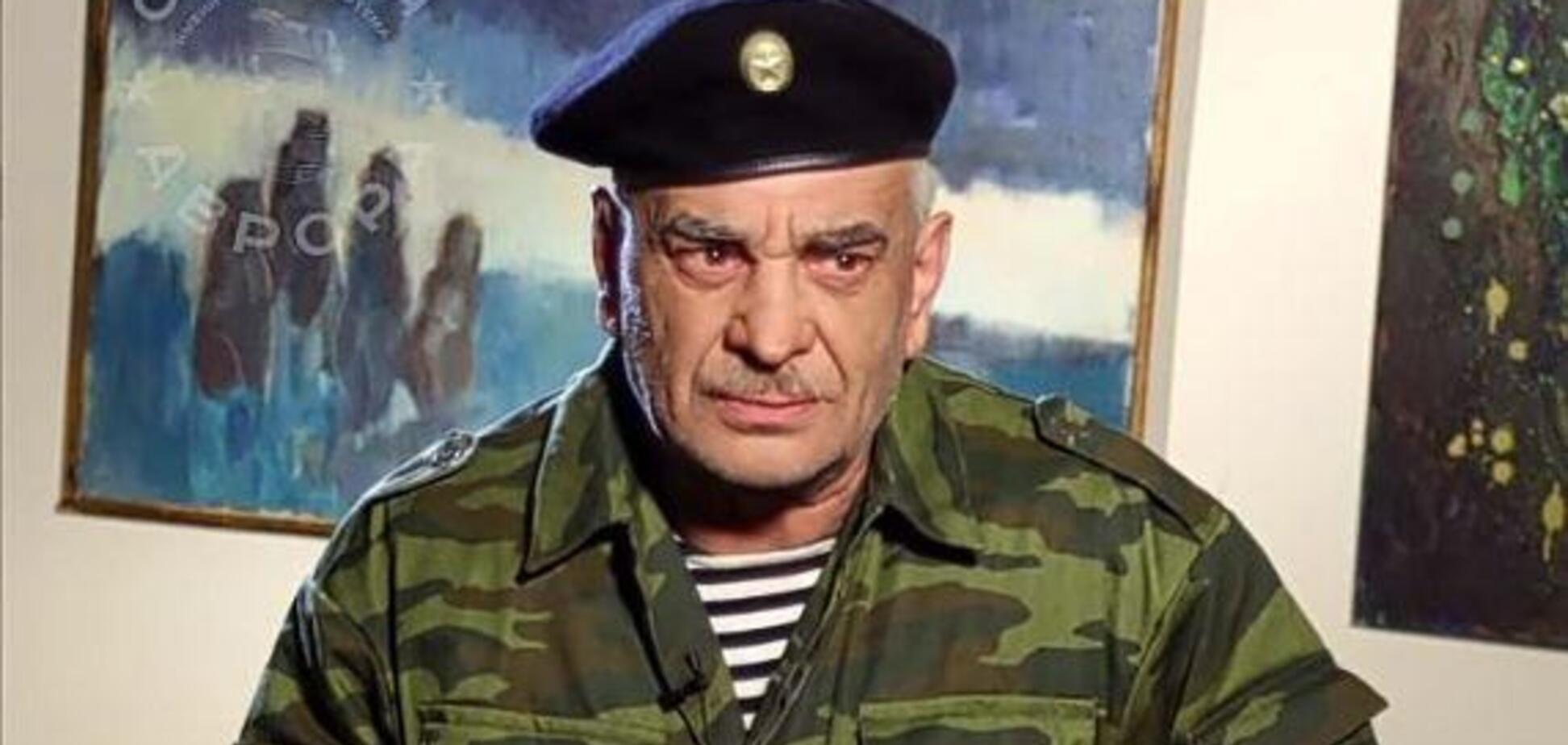 Терорист Михайло Чириков (Магадан)