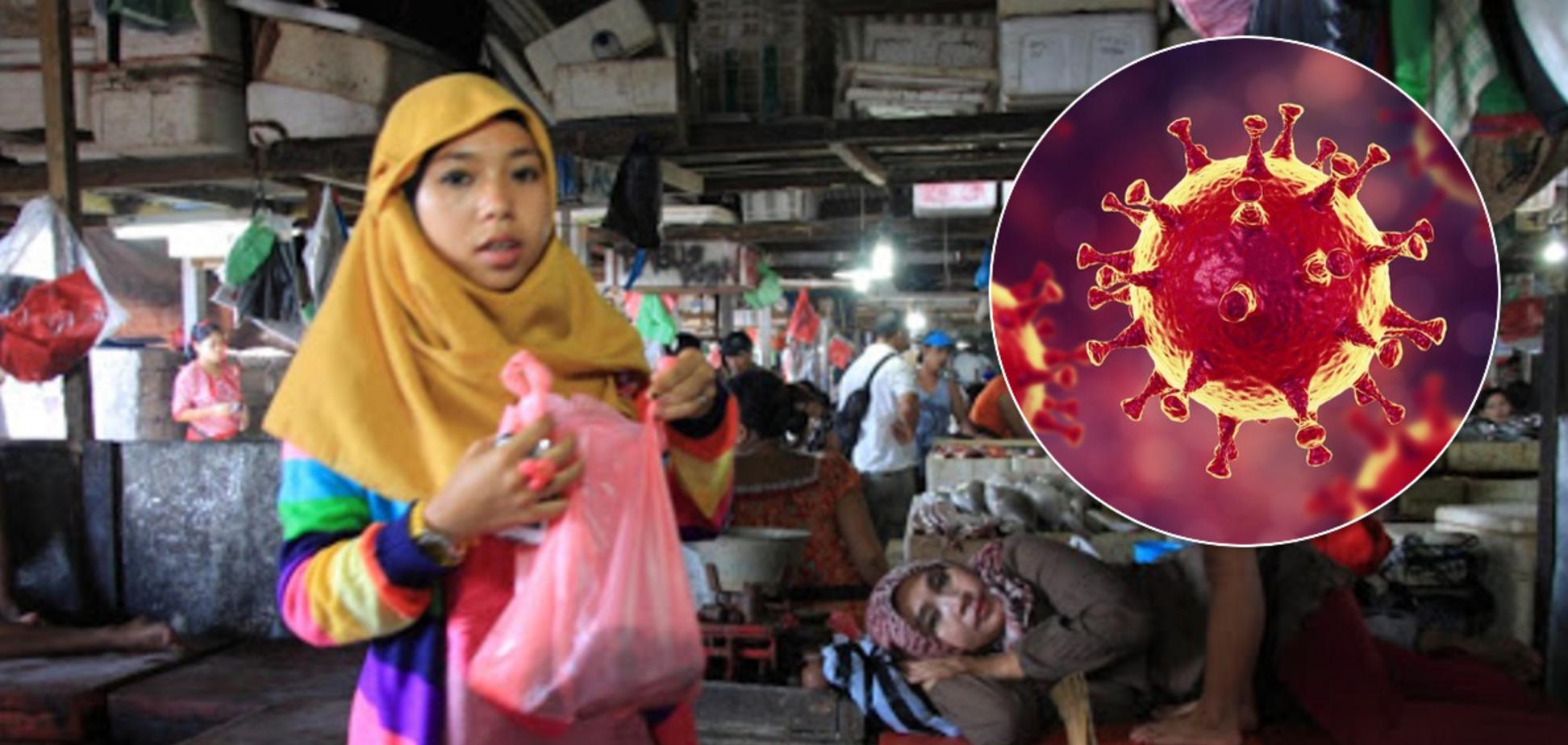 Гірше, ніж в Китаї? В Індонезії знайшовся секретний ринок з кажанами. Фото 18+