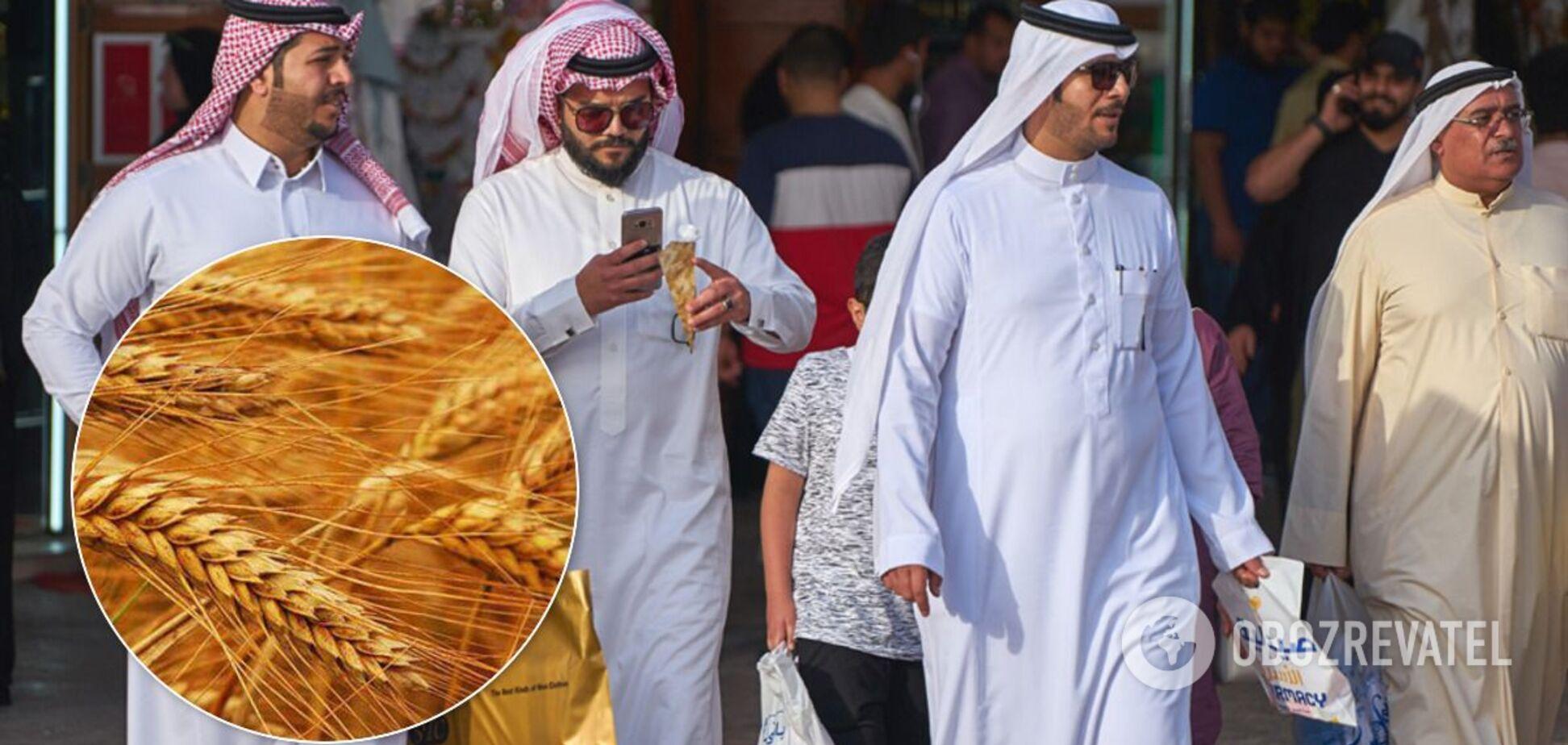 Украинскую пшеницу впервые купила Саудовская Аравия: известны условия сделки