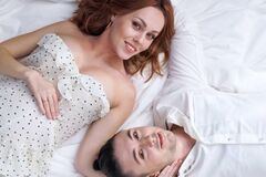 Тарас Тополя и Alyosha станут родителями в третий раз: фото