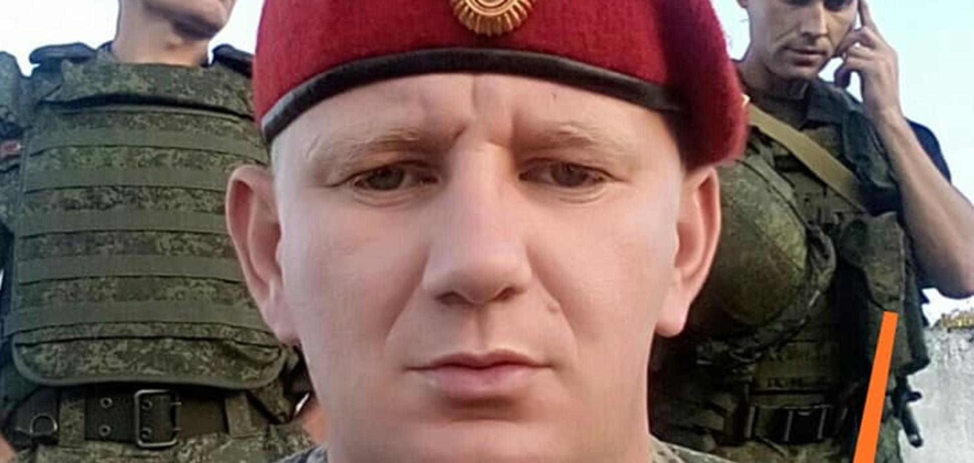 Террорист Адам Грозный