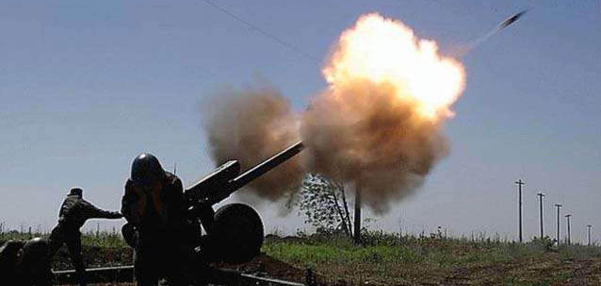Обстріли терористів Л/ДНР