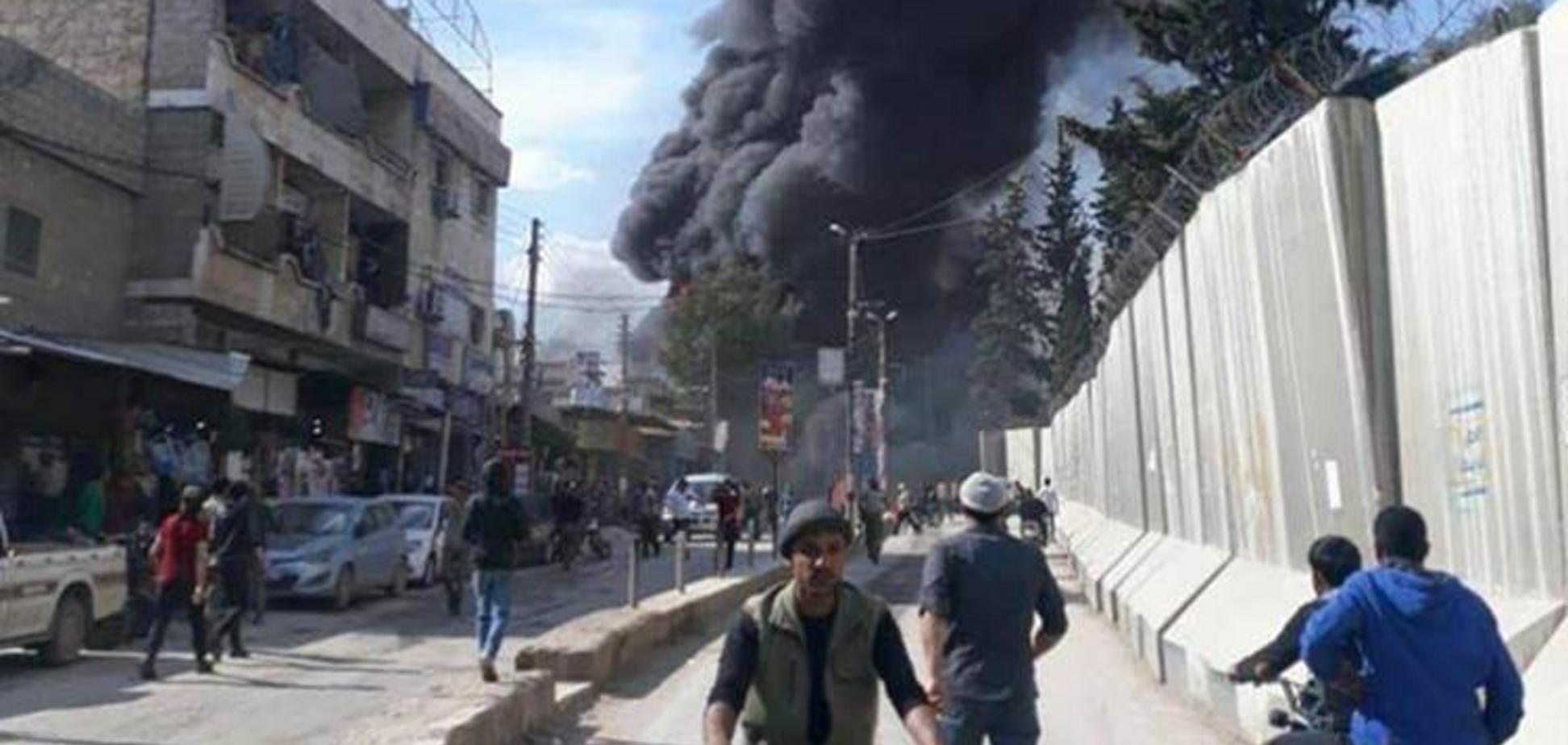 У Сирії теракт біля ринку забрав життя 42 осіб, ще 50 – поранені