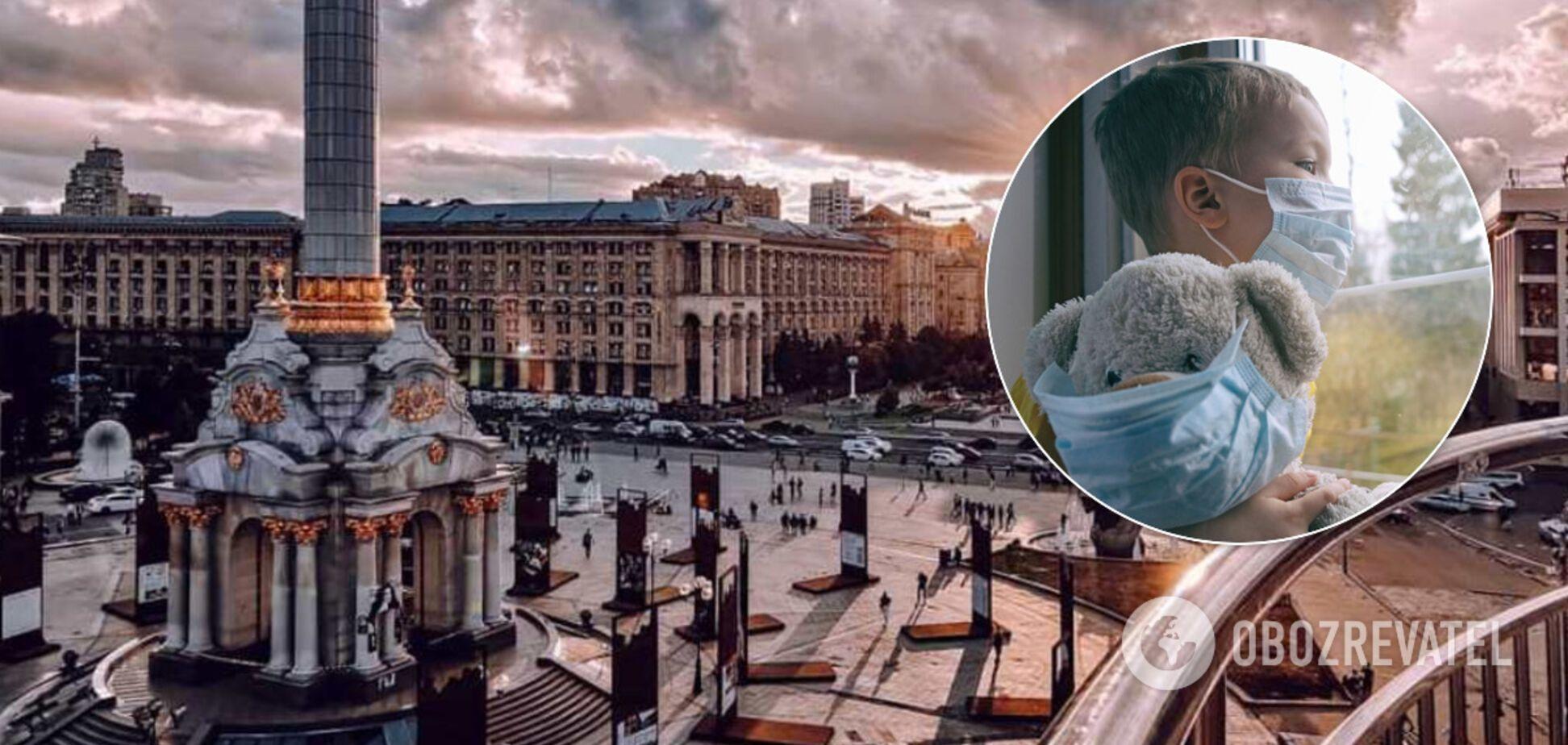 У Києві майже 1300 осіб заразилися коронавірусом. Ілюстрація