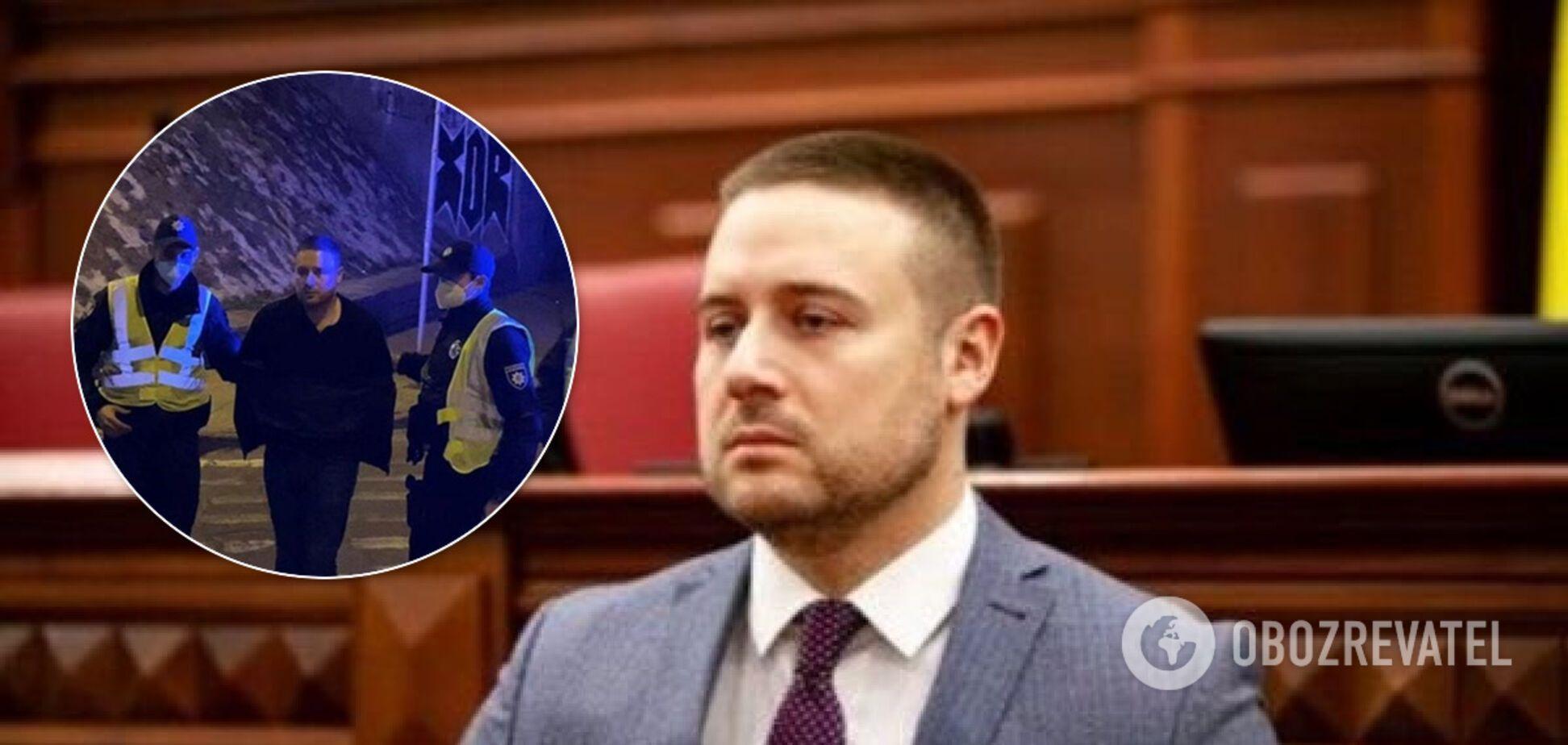 Драка экс-заместителя Кличко с полицией: суд принял решение по скандальному топ-чиновнику