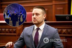 Бійка ексзаступника Кличка з поліцією: суд ухвалив рішення щодо скандального топчиновника