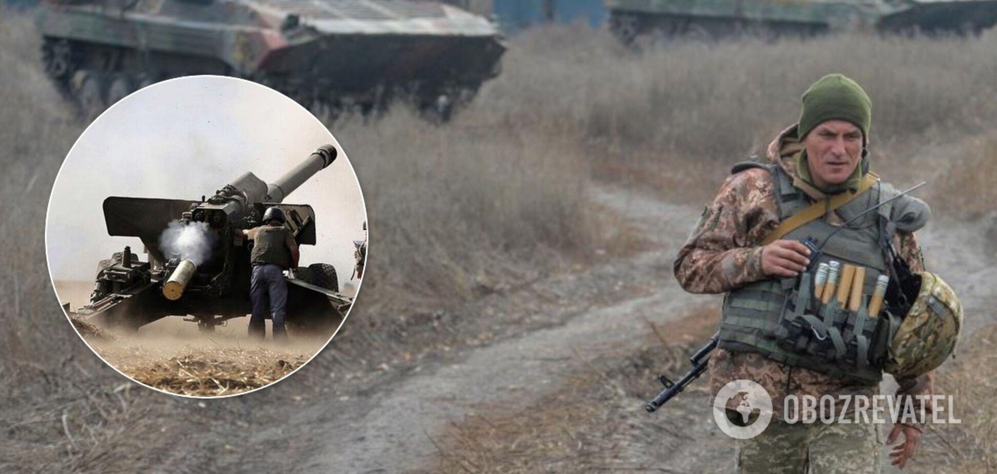 Террористы подло напали на ВСУ на Донбассе и получили ответ: детали боев