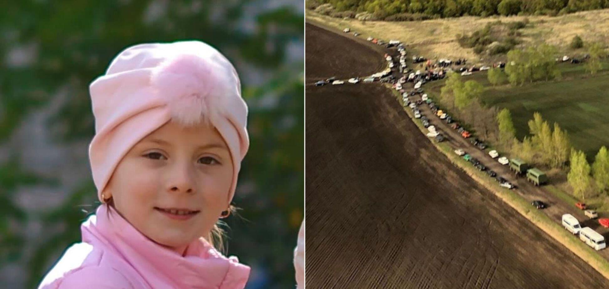 З'явилися нові деталі про загиблу на Харківщині дівчинку
