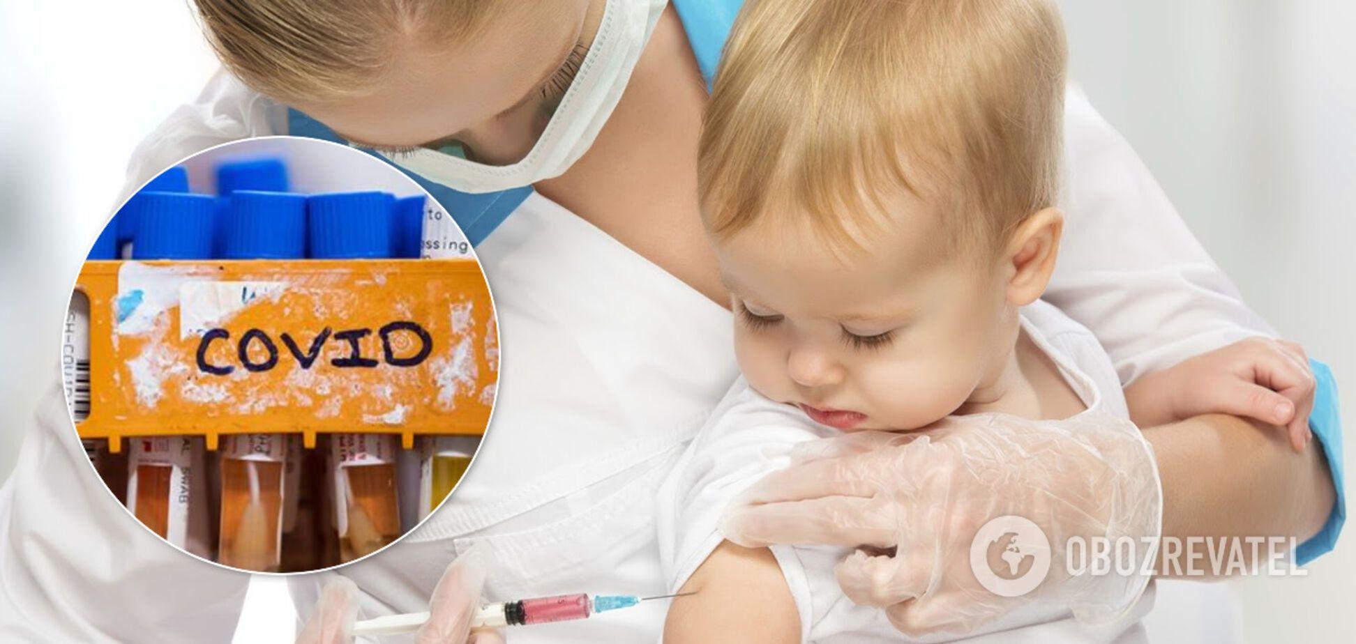 COVID-19 и детские прививки: педиатр дала совет