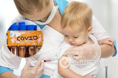 COVID-19 і дитячі щеплення: педіатриня дала пораду