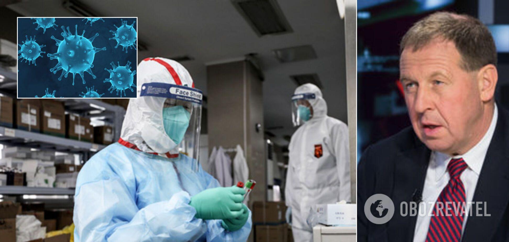 Илларионов назвал неожиданную причину 'разработки' COVID-19 в лабораториях Китая