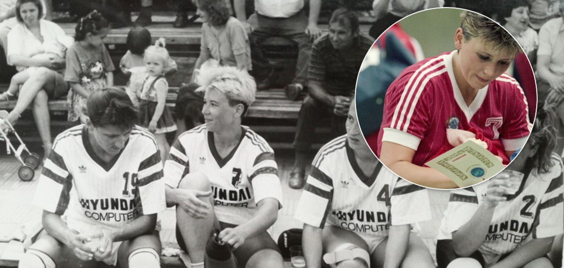 Умерла трехкратная чемпионка мира по гандболу Марина Базанова, проведшая карьеру в Киеве