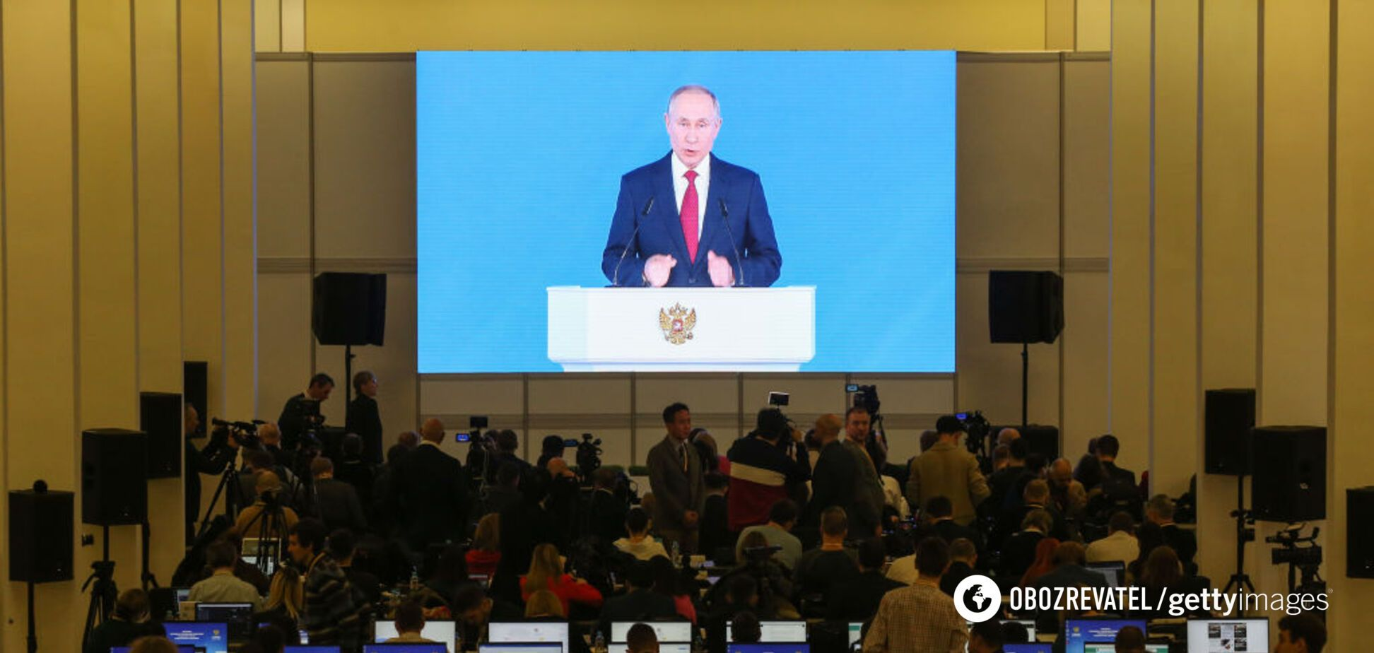 Путин: денег не будет, но вы держитесь и дальше