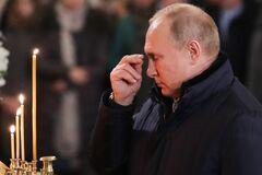 Путин и его банда профукала тучные годы и теперь стремительно несутся в нищету