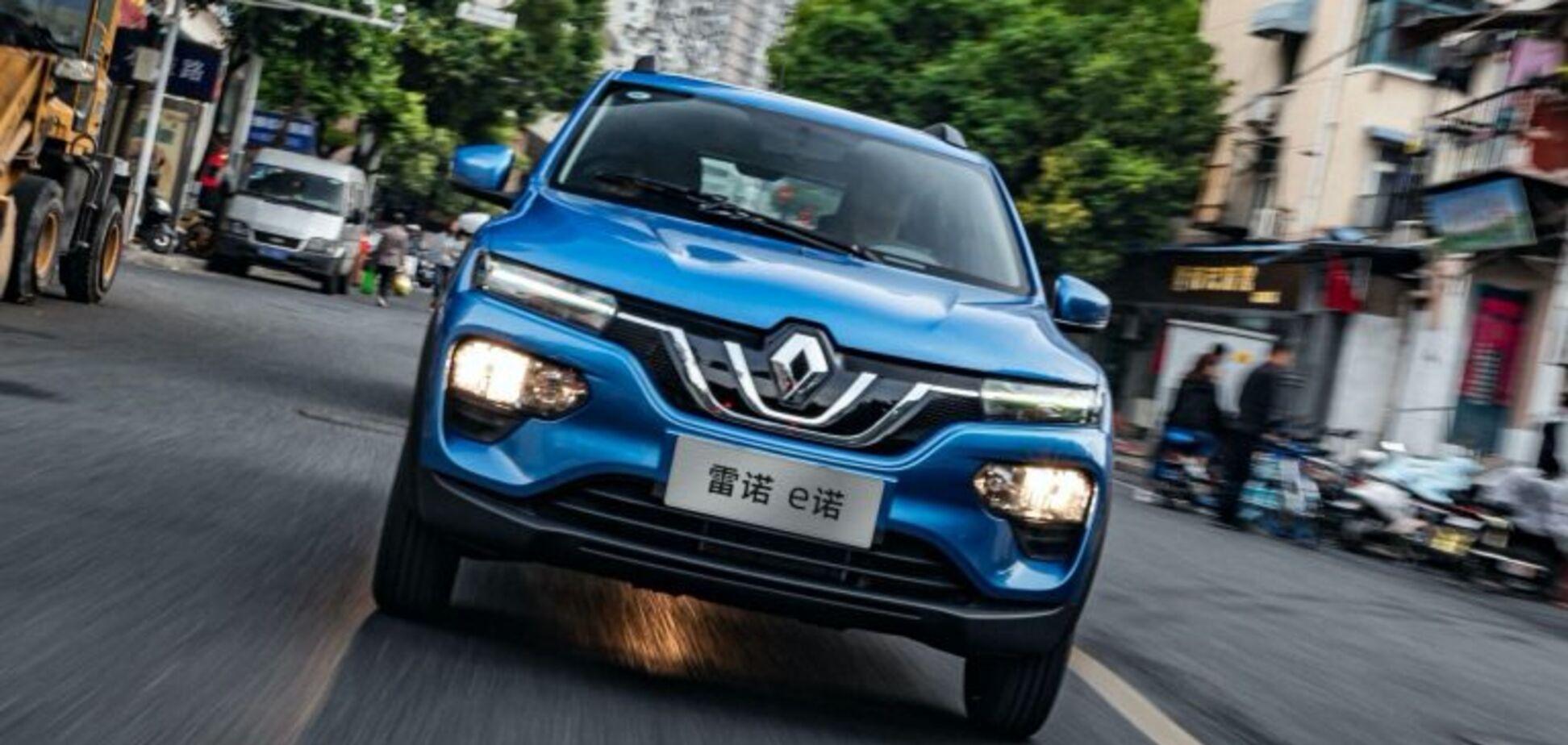 Renault відмовилася від паливних авто на користь електрокарів та фургонів