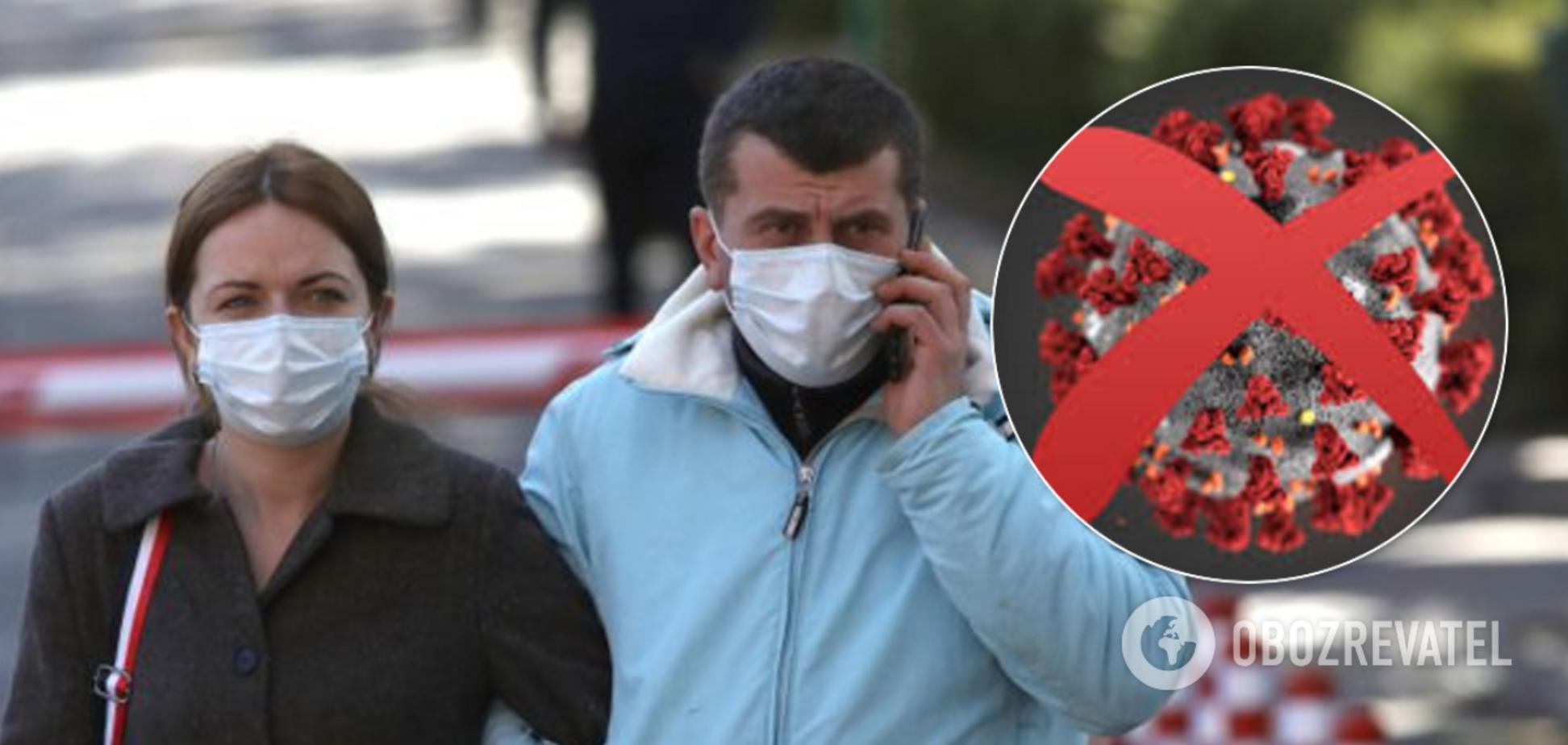 В Украине может не быть пика коронавируса: какое условие