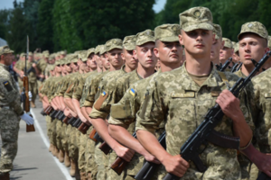 В Украине могут еще раз перенесты призыв в армию