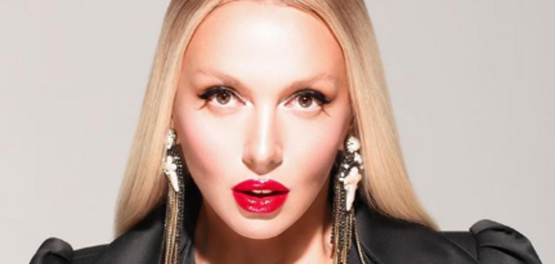 'Стою по пояс гола': Полякова приголомшила дивним курйозом під час концерту