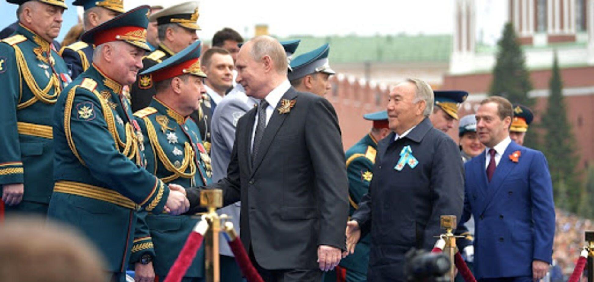 Путін пообіцяв із розмахом відсвяткувати 'священне' 9 травня