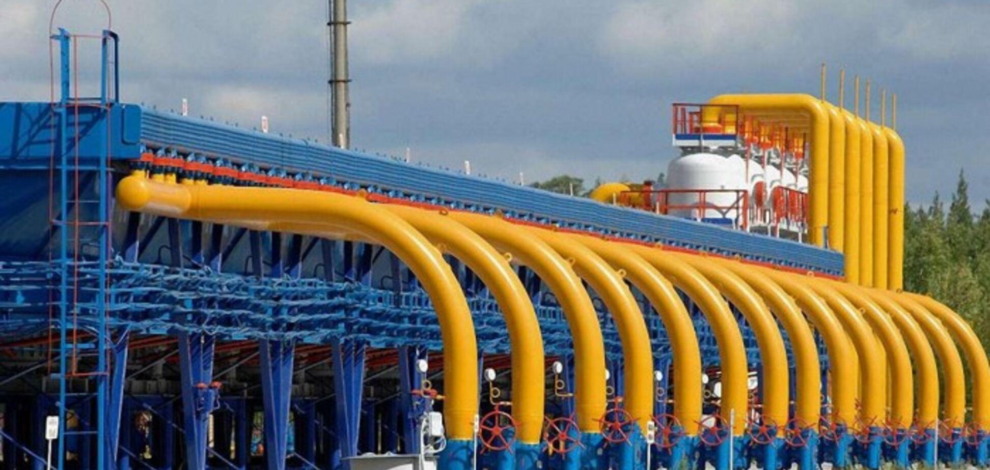 Україна втратила транзит газу 'завдяки' російському 'Турецькому потоку'