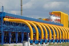 Украина потеряла транзит газа 'благодаря' российскому 'Турецкому потоку'