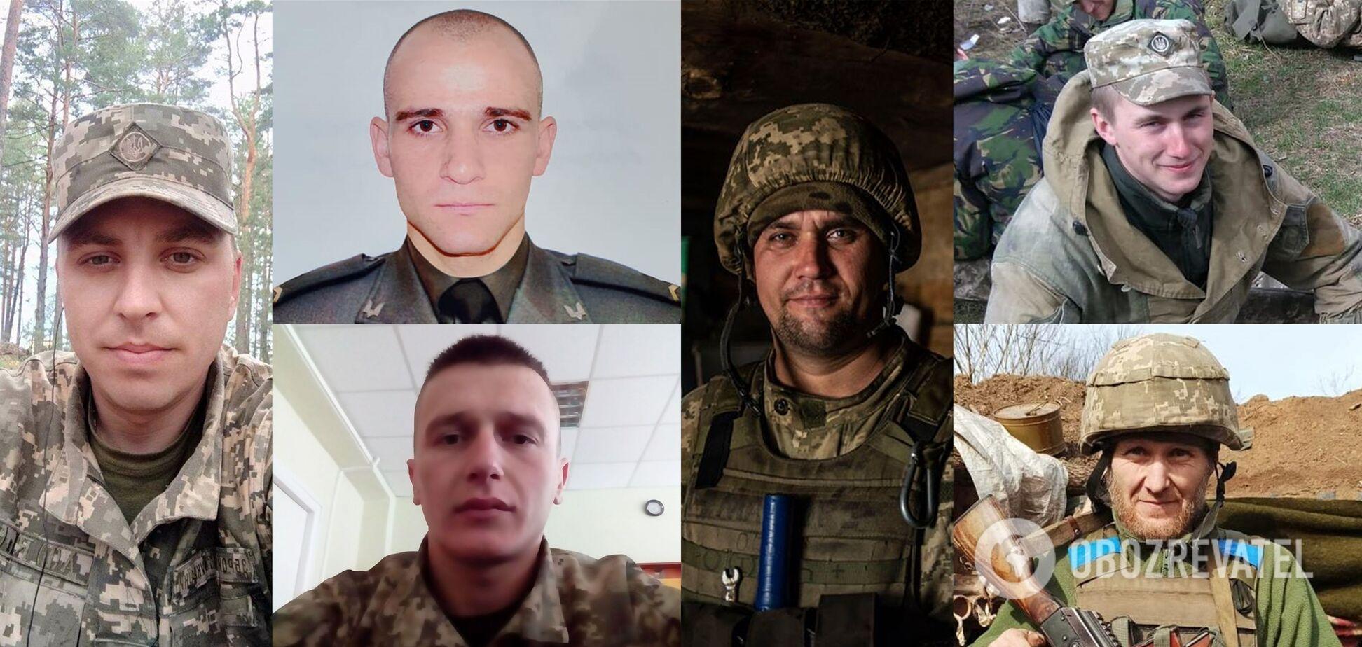 Кого потеряла Украина в апреле 2020 года. Имена и истории героев войны на Донбассе