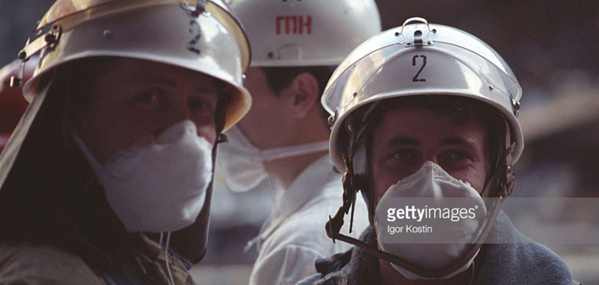 В 1991 году в Чернобыле была еще одна авария, засекреченная