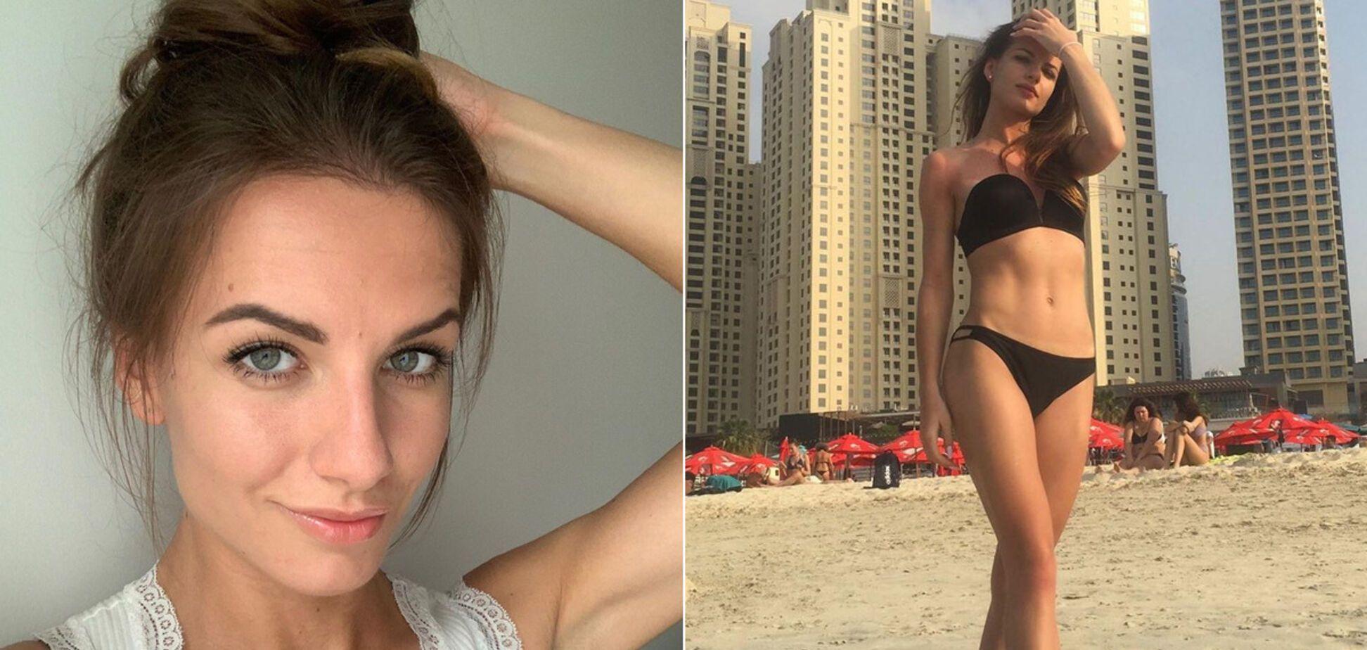 Самая сексуальная в мире девушка-арбитр показала себя в купальнике
