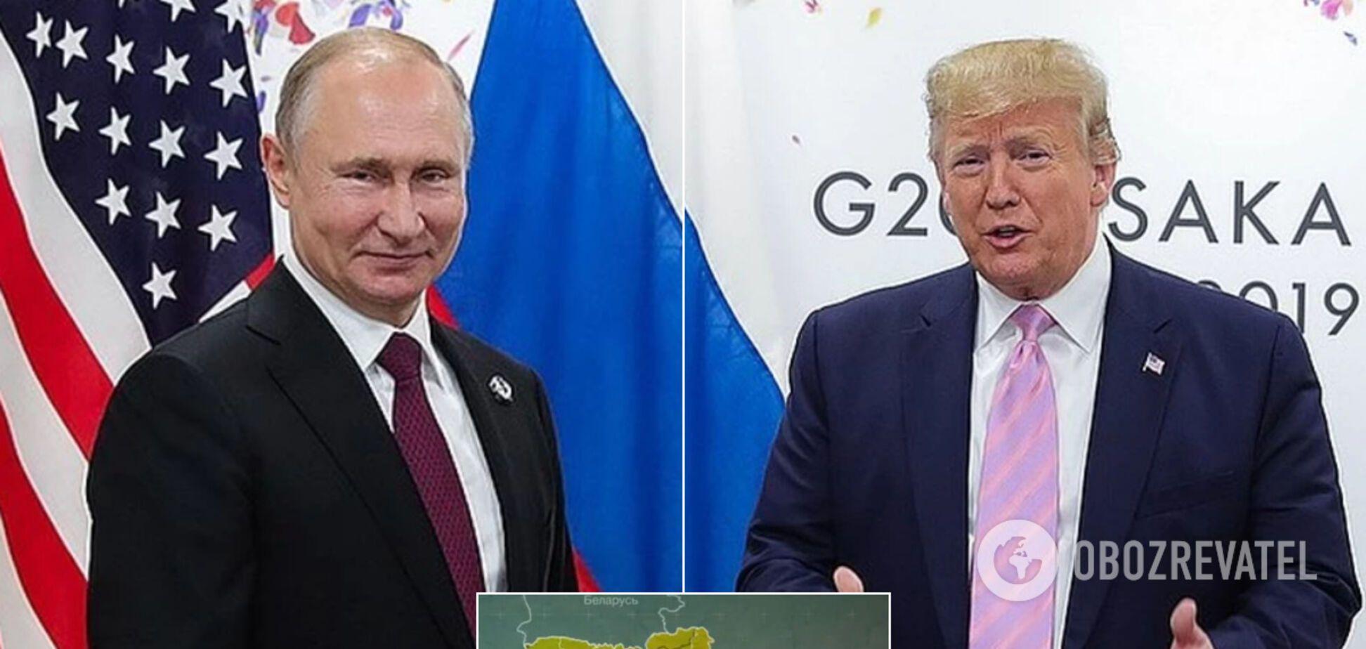 Трамп може здати Україну Путіну вже цього літа – однокурсник глави РФ