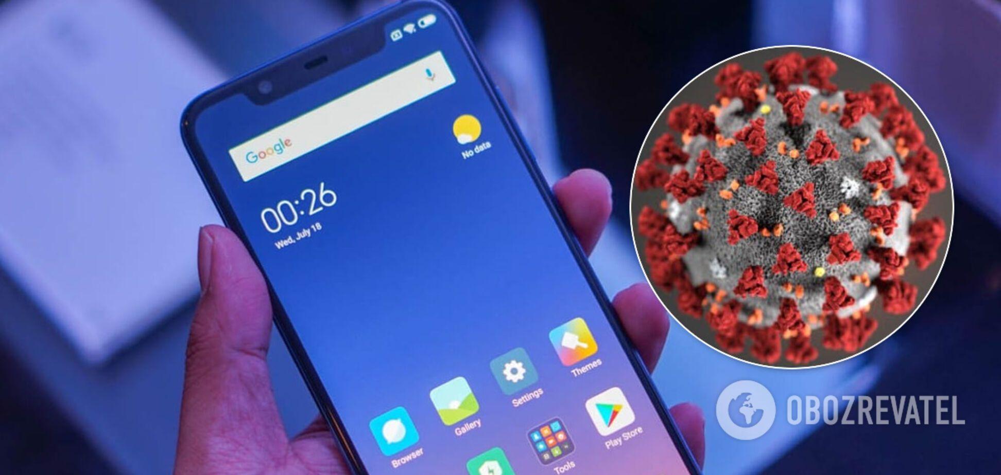 Як краще очистити смартфон: поради щодо безпечної дезінфекції