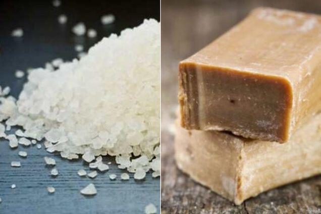 Соли и мыло: свойства и что в них общего. Урок по химии за 9 класс