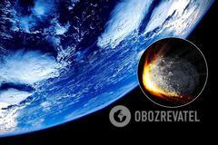 Огромный астероид летит к Земле: онлайн-трансляция