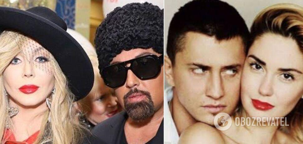 Білик, Орбакайте та Муценієце: які знаменитості пішли від чоловіків через насильство