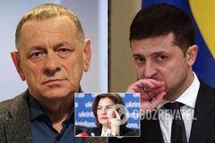 Отец Гандзюк обратился к Зеленскому из-за решения Венедиктовой