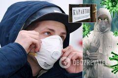 Не выходят из дома и боятся новостей: украинцы назвали свой главный страх на карантине