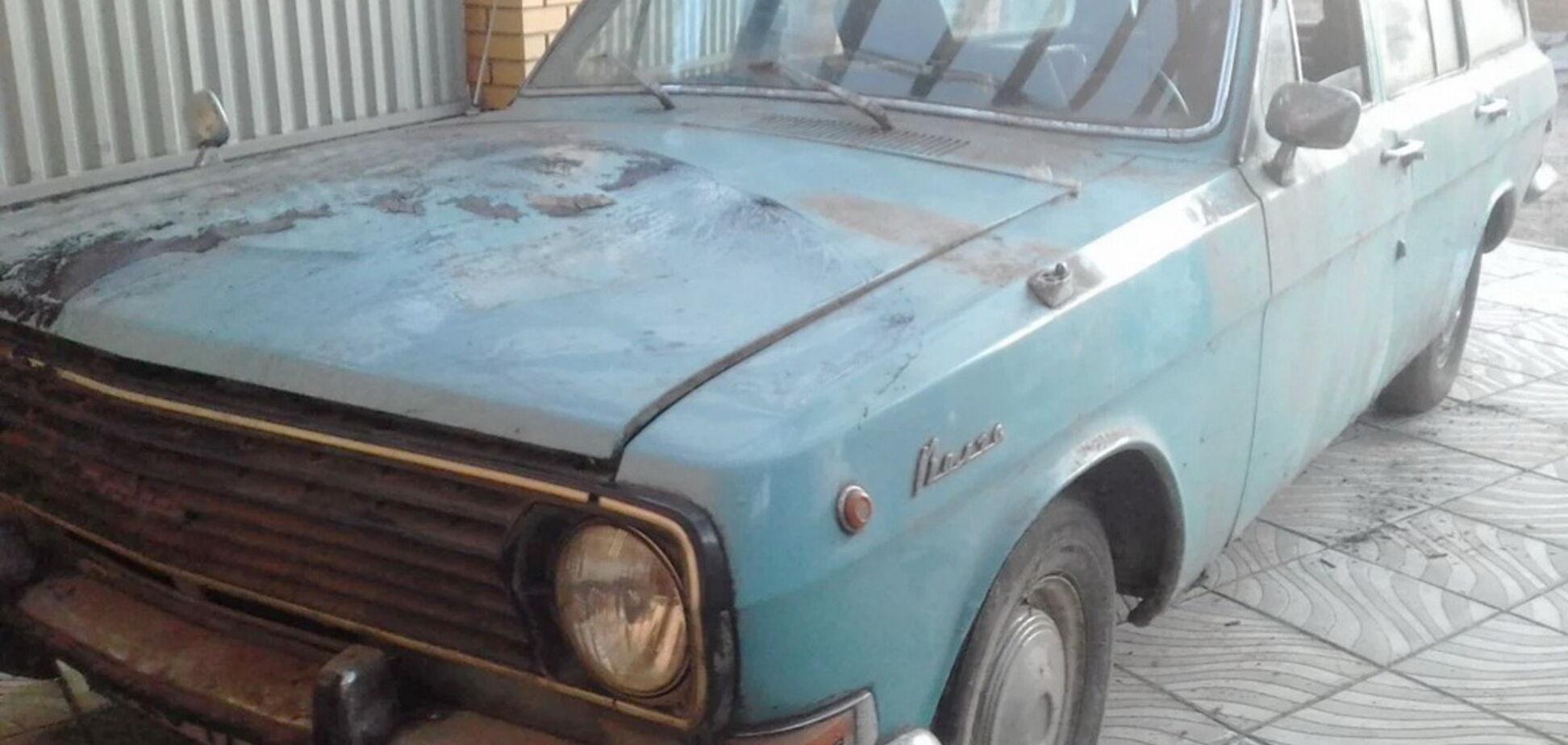 Експортну 'Волгу' з дизельним мотором виставили на продаж