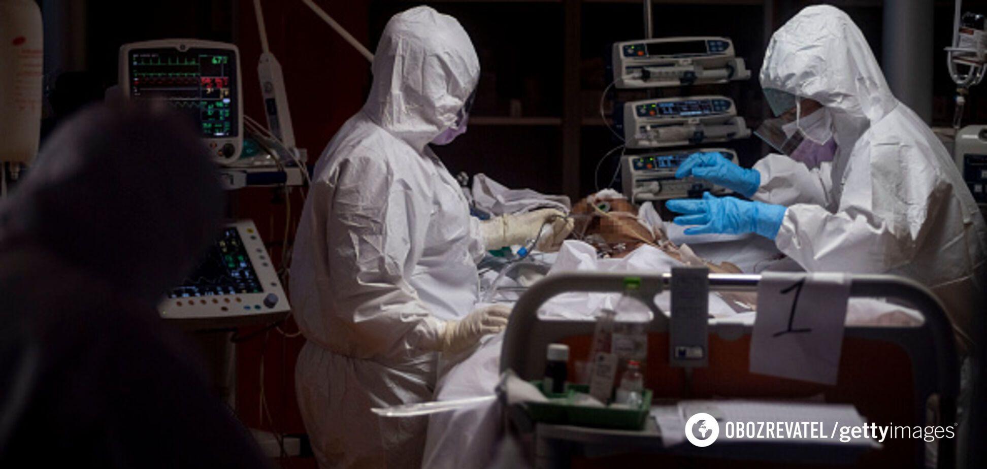 Вчені з'ясували, хто з онкохворих частіше вмирає через коронавірус