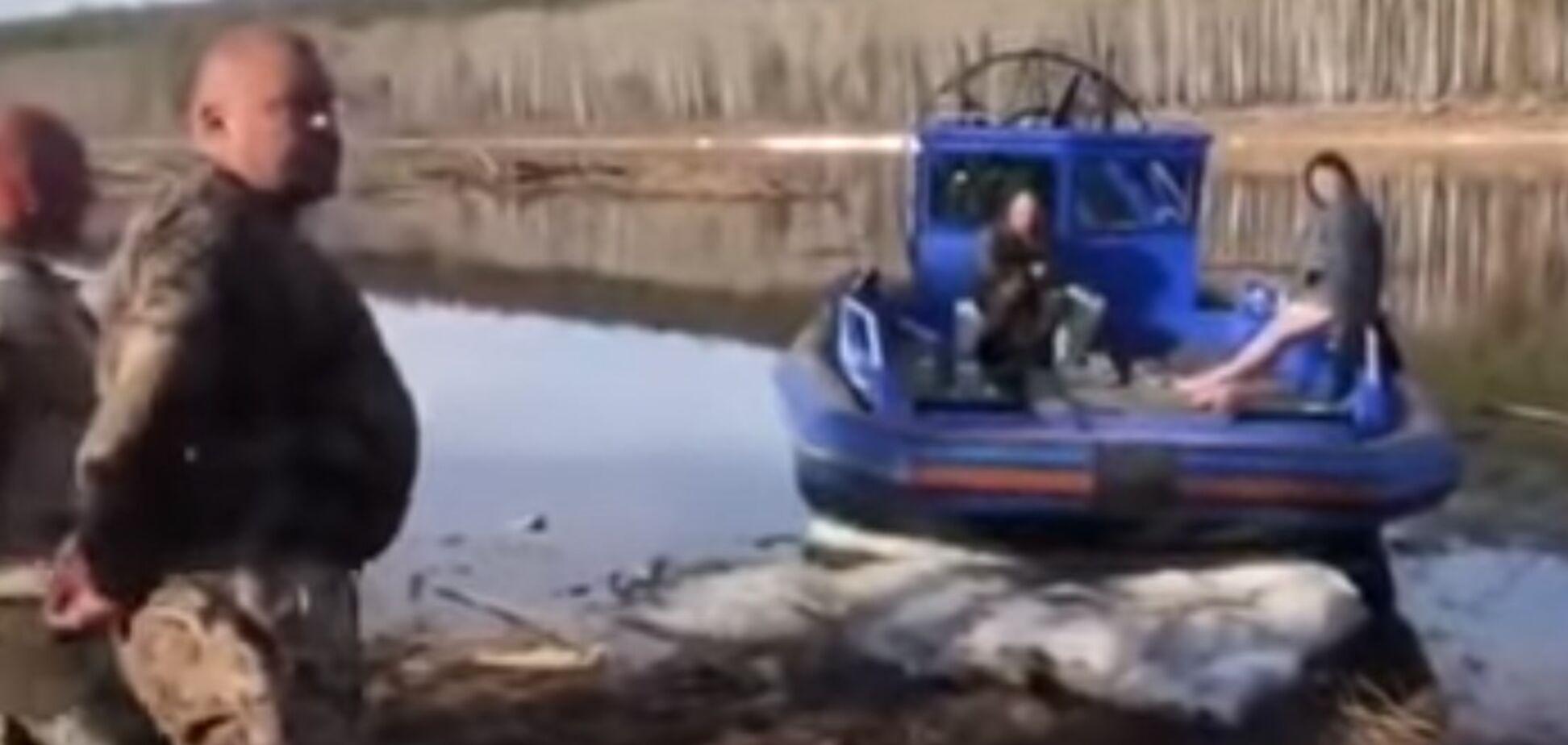 У Росії чиновники підпалювали ліси і знімали це на відео