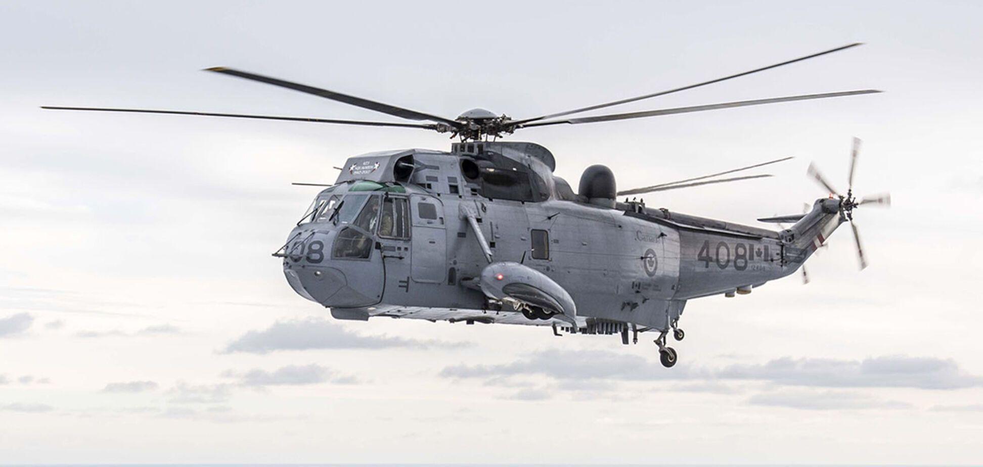 Sikorsky CH-124 Sea King