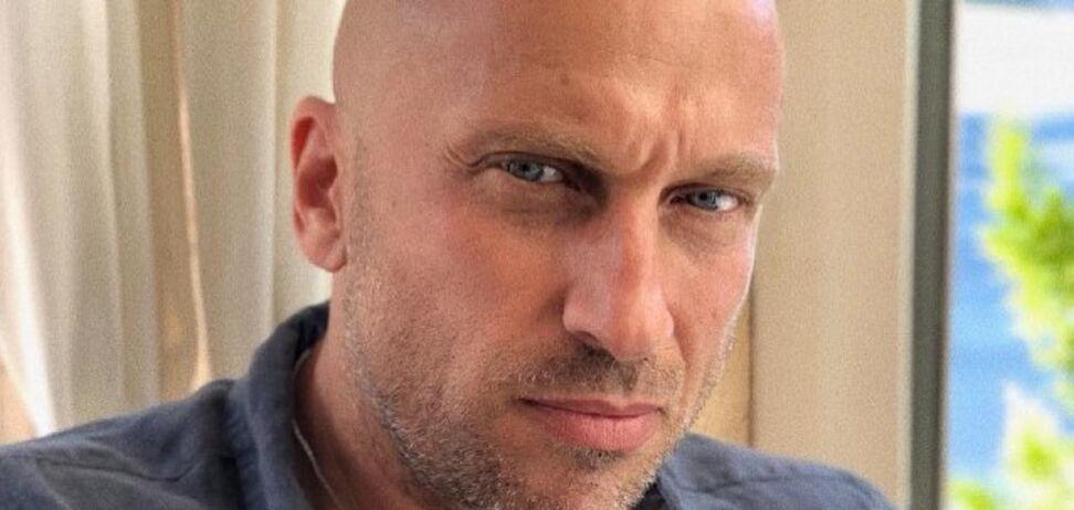 Довге волосся, зйомки в 'Каменській': яким був 53-річний Дмитро Нагієв у молодості