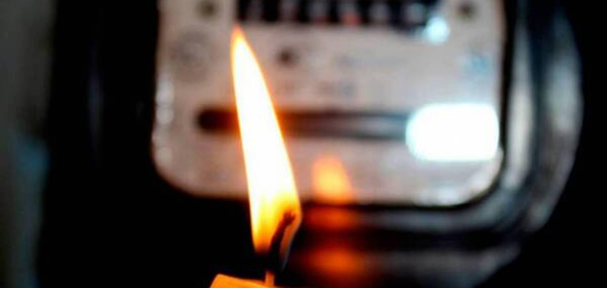 В Украине, в отличие от Грузии, пока не знали, что такое жить без света – Саакашвили об энергетическом кризисе